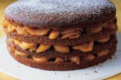 Apple-Ginger Stack Cake