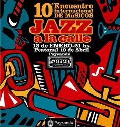 Intendencia informa postergación de espectáculo de Jazz a la Calle