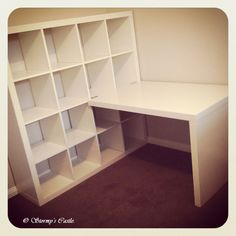 For the craft room or for a small office space it would work well for both .