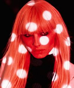 Andrej Pejic Channels Warhol and the Factory Girls