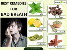 Bad breath is not going to kill you. Neither is it going to kill your neighbor, though he might not quite believe that! However, it is terribly unpleasant. Read the remedies and natural ways to cure bad breath and feel fresh.