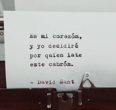 David Sant, Words Can Hurt, Quotes En Espanol, Frases Tumblr, Love Phrases, Real Facts, Some Quotes, Love Messages, Some Words