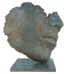 Philippe Morel: Karine,fragment visage