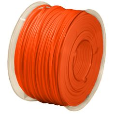 Orange filament