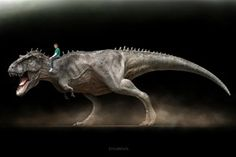 Super cool! I'm thinking, Dinoprints, not just for kids... should I put myself on the T-Rex or Wooly Mammoth? Oh who am I kidding; I eat meat.