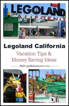 Legoland California Vacation Tips & Money Saving Ideas.  How to subscribe to magazine to get discounts, etc.