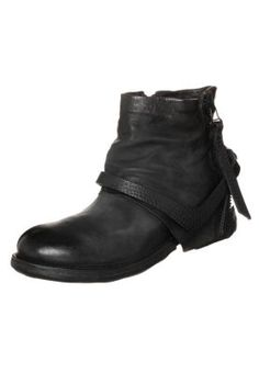 A.S.98 ZEROMETAL - Cowboy/Biker boots - smoke/nero for £130.00 (22/01/15) with free delivery at Zalando