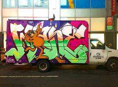WANE COD CREW @wanecod _______________________ #madstylers #graffiti #graff  #style #colorful #stylewriting #summer #sprayart #graffitiart