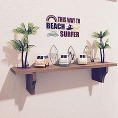 まるでビーチサイド?!海を感じるインテリアで南国リゾート気分 | RoomClip mag | 暮らしとインテリアのwebマガジン