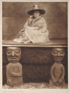 A Nakoaktok Chief's Daughter by Smithsonian Institution, via Flickr, the Nakoaktok, now known as, Nak'waxda'xw, are a subdivision of the Kwakwaka'wakw
