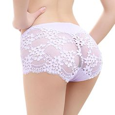 2cbc2f78c8bd3  US 5.39  Sexy Soft Lace Hollow Out Breathable Panties  sexy  soft