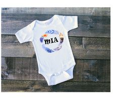 Boho Baby Clothes/Baby Outfit /Baby by MyGlitterWorld on Etsy