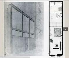 La Forma Moderna en Latinoamérica: ROCKEFELLER GUEST HOUSE Philip Johnson, arquitecto.