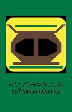 KWANZAA for the modern age: Day 2: Kujichagulia = Self-Determination