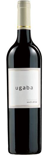 Ugaba Stellenbosch Anwilka Vineyard; Syrah, Cabernet Sauvignon, Merlot