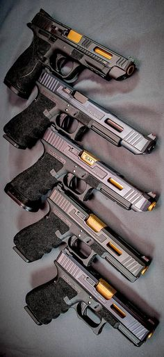 Glocks and M&P by Salient Arms