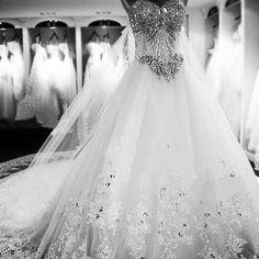 Diamonds. Dress