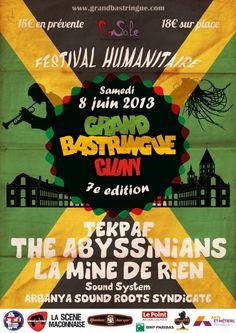 Grand Bastringue 2013