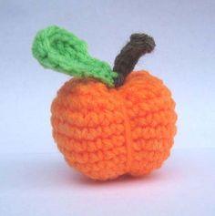 Free Crochet Pattern: Peach