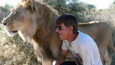 One Man's Unique Bond With Lion