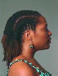 hairstyles for medium length sisterlocks - Google Search sisterlock