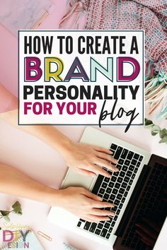 Create a brand for your blog! It's ALL in the brand, having an amazing brand personality that screams you will help you grow and monetize your blog in so many ways. Click to learn more about what having a defined brand can do for your blog! #branding #blogbrand #brandpersonality #branding