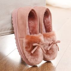 Tendance Chaussures 2017/ 2018 :    Description   $31.09 (Buy here: alitems.com/… ) women warm indoor flats slip on flock loafers shoes bowtie flat home shoes with fur female bedroom shoes mocassin femme XK090231 for just $31.09    - #Chausseurs https://madame.tn/fashion/chausseurs/tendance-chaussures-2017-2018-31-09-buy-here-alitems-com-women-warm-indoor-flats-slip-on-flock-loafer/