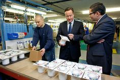 British Manufacturer Vent-Axia Welcomes David Cameron