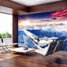 Fototapeta - Wspaniałe Alpy
