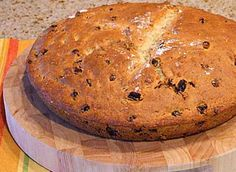 Irish Soda Bread with Raisins and Caraway: flour, granulated white ...