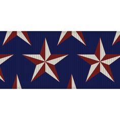 USA Stars Ribbon by Marisa Lerin | Pixel Scrapper digital scrapbooking*