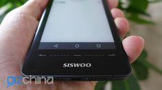 Interesante: Hands on del teléfono de pantalla dual Siswoo R9 Darkmoon