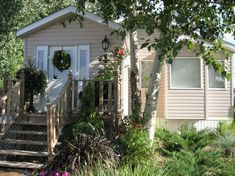 10 landscaping ideas for mobile homes