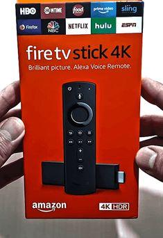 La clé TV Amazon Fire 4K est la 3ème version du dongle de streaming Amazon, mise à jour pour supporter le visionnage en 4K.