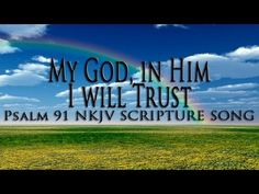 """Psalm 91 Song """"My God, In Him I Will Trust"""" (Esther Mui) Christian Scrip. // Esther Mui made great contributions to Malaysian worship music. Her father was a Methodist pastor. Christian Videos, Christian Songs, Christian Artist, Christian Life, Praise And Worship Music, Worship Songs, Psalm 91 1, Psalms, Image Jesus"""