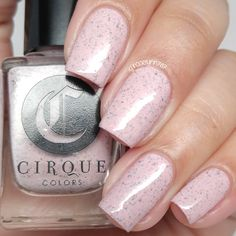 Cirque Colors - Speckled & Sparkled Collection - Astra