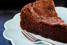 Chocolate almond cake recipe, Viva – This flourless cake is not too heavy but is still luscious Serve it alone with cream or fresh berries or make a simple berry coulis from frozen fruit - Eat Well (formerly Bite) Chocolate Almond Cake, Almond Cakes, Gluten Free Chocolate, Food Hub, Flourless Cake, Baking Tins, Cake Tins, Dessert Recipes, Desserts