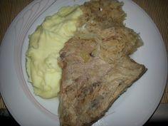 Rippchen mit Sauerkraut