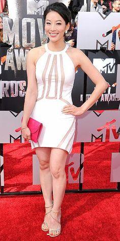 Arden Cho - MTV Movie Awards 2014