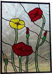 Stained glass soldering tutorial. This is a good site, full of useful information.