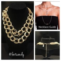 """INC Gold Necklace INC Gold Necklace (costume jewelry). Beautiful additions to dresses, simple shirt and pencil skirt, or blue jeans and heels. Length: 16-19"""" (adjustable clasp). (PR001)  CLOSET RULES: No PayPal. No Holds. No Trades. Please make reasonable offers through offer button.   BUYER PROTECTION: After purchase, all items are subject to additional photos and videotapes with date stamping and buyer closet name. INC International Concepts Jewelry Necklaces"""