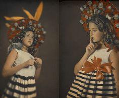 Conceptual children's portrait   Photographer: Alena Balabanova   Fashion Designer & Stylist: Anastasia Kurbatova   Post-production - Anastasiya Kurbatova   MUAH: Anastasia Loginova
