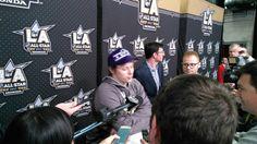 NHL All Star Vladimir Tarasenko of the St. Louis Blues.