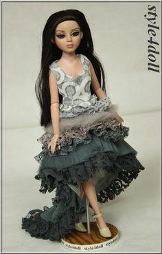 """Style4doll - outfit  for Ellowyne Wilde 16"""" #EllowyneWilde #ClothingAccessories"""