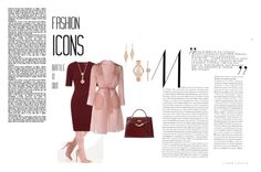 """""""Style icon"""" by lisavern ❤ liked on Polyvore featuring Whistles, MaxMara, LE VIAN, Michael Kors, Tiffany & Co. and Hermès"""