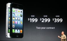 iPhone 5: 2 Million Pre-Orders in First 24 Hours