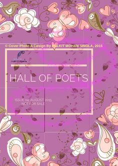 HALL OF POETS AUG 2015 1-1  HALL OF POETS e-MAGAZINE ISSUE 04, AUG. 2015.