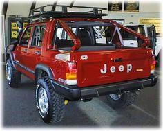 Cool jeep