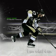 Purchasing Reebok's products will not make you play hockey as well as Sidney Crosby does.