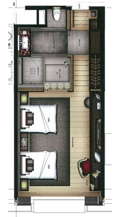 253 Best Rendered Plans Images In 2019 Architecture Drawing Plan